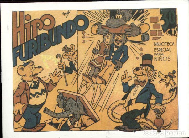 Tebeos: BIBLIOTECA ESPECIAL PARA NIÑOS, Lote 36 Nºs HIPO.... , REEDICCION - Foto 5 - 189744150