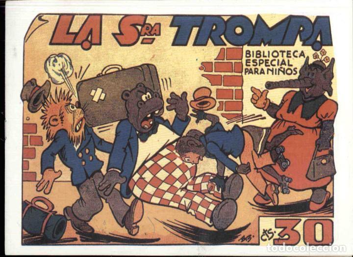 Tebeos: BIBLIOTECA ESPECIAL PARA NIÑOS, Lote 36 Nºs HIPO.... , REEDICCION - Foto 7 - 189744150