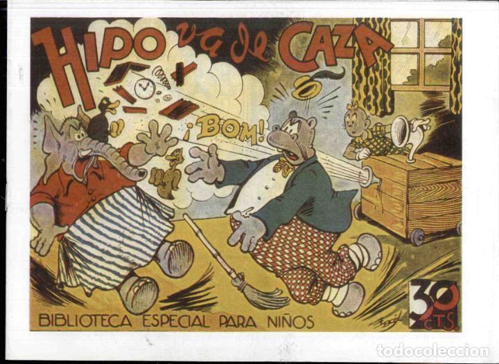 Tebeos: BIBLIOTECA ESPECIAL PARA NIÑOS, Lote 36 Nºs HIPO.... , REEDICCION - Foto 9 - 189744150