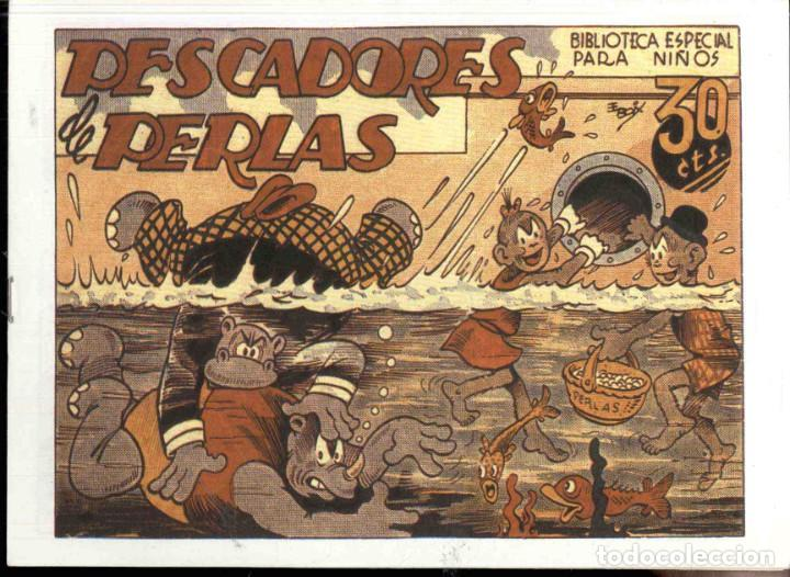 Tebeos: BIBLIOTECA ESPECIAL PARA NIÑOS, Lote 36 Nºs HIPO.... , REEDICCION - Foto 16 - 189744150