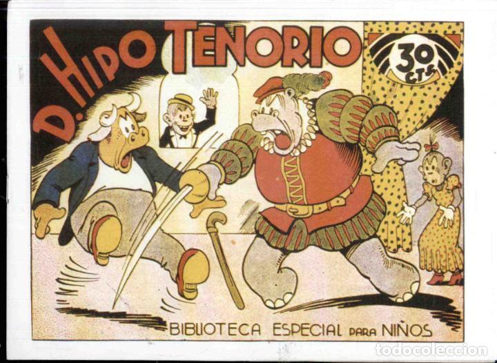 Tebeos: BIBLIOTECA ESPECIAL PARA NIÑOS, Lote 36 Nºs HIPO.... , REEDICCION - Foto 18 - 189744150