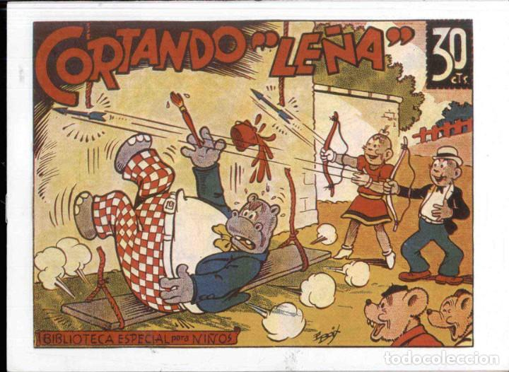 Tebeos: BIBLIOTECA ESPECIAL PARA NIÑOS, Lote 36 Nºs HIPO.... , REEDICCION - Foto 21 - 189744150