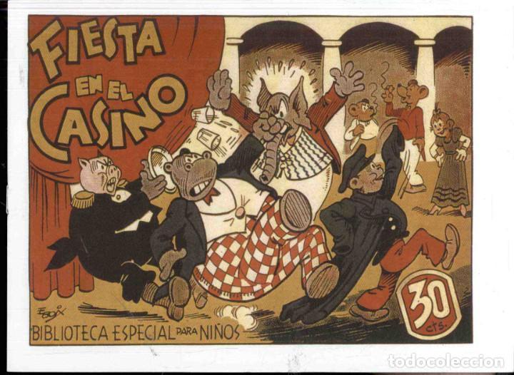 Tebeos: BIBLIOTECA ESPECIAL PARA NIÑOS, Lote 36 Nºs HIPO.... , REEDICCION - Foto 22 - 189744150