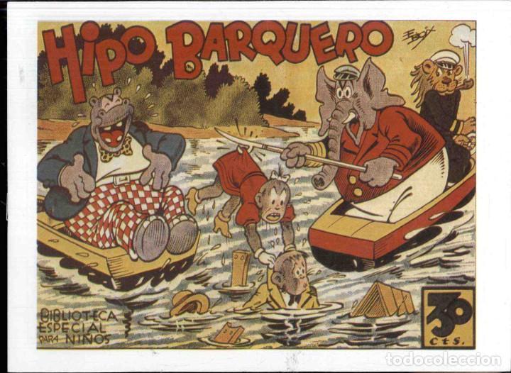 Tebeos: BIBLIOTECA ESPECIAL PARA NIÑOS, Lote 36 Nºs HIPO.... , REEDICCION - Foto 23 - 189744150