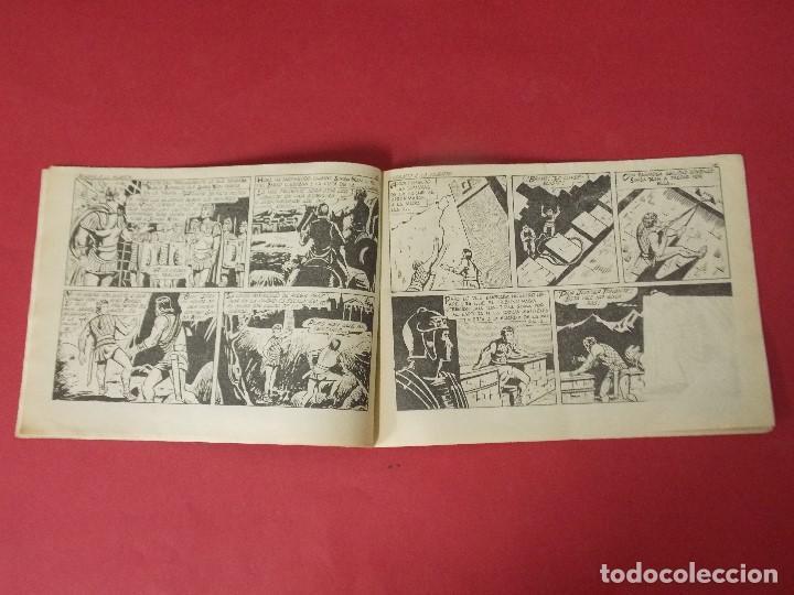Tebeos: SIMBA-KAN Nº 46 - AÑO 1961 - COLECCION CHEYENE - ED. MARCO - BARCELONA - ORIGINAL ...L381 - Foto 2 - 191138806
