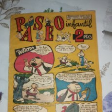 Tebeos: PASEO INFANTIL 43, CON 6 HISTORIAS DE IBAÑEZ. Lote 191464132