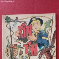 Tebeos: RINTINTIN - RIN TIN TIN - ORIGINAL Nº 105 - EXTRAORDINARIO DE VERANO -. Lote 191652946