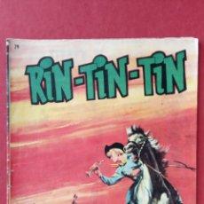 Tebeos: RINTINTIN - RIN TIN TIN - ORIGINAL Nº 29 MUY BIEN CONSERVADO. Lote 191653213