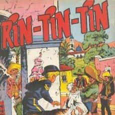 Tebeos: RIN TIN TIN- Nº 176- PERICO ´EL PELANAS´- GRAN A. GARCÍA DEL ÁRBOL-BUENO-MUY DIFÍCIL-1964-LEAN-3021. Lote 192819952