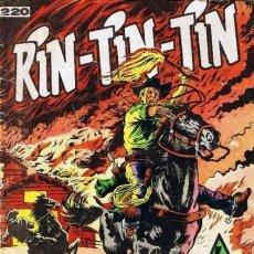 Tebeos: RIN TIN TIN- Nº 220 -EL CLAN DE LOS MORRISON-APASIONANTE-J. CASTILLO-MUY BUENO-MUY DIFÍCIL-1965-3022. Lote 192822272