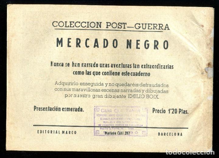 Tebeos: CASTOR EL INVENCIBLE - EDITORIAL MARCO / NÚMERO 20 - Foto 2 - 193076955