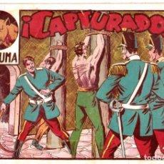 Tebeos: EL PUMA, CAPTURADOS. NUMERO 33. ORIGINAL.. Lote 193777821