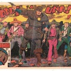 Tebeos: EL PUMA, TODOS A UNA . NUMERO 26. ORIGINAL.. Lote 193778042