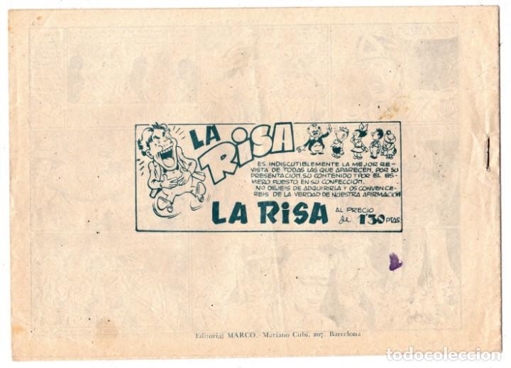 Tebeos: EL PUMA, todos a una . NUMERO 26. ORIGINAL. - Foto 2 - 193778042