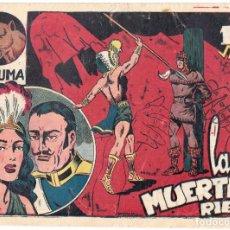 Tebeos: EL PUMA Nº 22. 1ª SERIE - LA MUERTE RIE - EDITORIAL MARCO - ORIGINAL. Lote 193778623