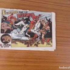 Tebeos: EL PUMA Nº 2 EDITA MARCO . Lote 193831463