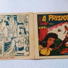 Tebeos: NARIZAN Nº 114 LA PRISIONERA AYNÉ EDITORIAL MARCO . Lote 193848585