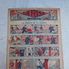 BDs: LA RISA INFANTIL , AÑO IX , Nº 473 . MARCO.(VER FOTOS ADICIONALES).. Lote 194276413