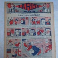 BDs: LA RISA INFANTIL , AÑO IX , Nº 472 . MARCO.(VER FOTOS ADICIONALES).. Lote 194276543