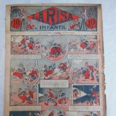 Tebeos: LA RISA INFANTIL , AÑO IX , Nº 455 . MARCO.(VER FOTOS ADICIONALES).. Lote 194279368