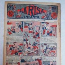 Tebeos: LA RISA INFANTIL , AÑO IX , Nº 454 . MARCO.(VER FOTOS ADICIONALES).. Lote 194279515