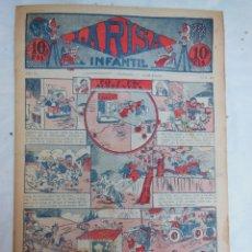 Tebeos: LA RISA INFANTIL , AÑO IX , Nº 446 . MARCO.(VER FOTOS ADICIONALES).. Lote 194280197