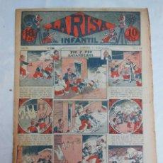 Tebeos: LA RISA INFANTIL , AÑO IX , Nº 444 . MARCO.(VER FOTOS ADICIONALES).. Lote 194280375