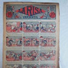 Tebeos: LA RISA INFANTIL , AÑO IX , Nº 434 . MARCO.(VER FOTOS ADICIONALES).. Lote 194281168
