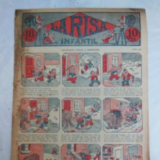 Tebeos: LA RISA INFANTIL , AÑO IX , Nº 433 . MARCO.(VER FOTOS ADICIONALES).. Lote 194281272