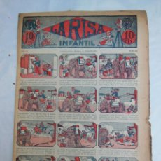 Tebeos: LA RISA INFANTIL , AÑO IX , Nº 431 . MARCO.(VER FOTOS ADICIONALES).. Lote 194281548