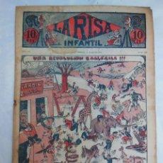 Tebeos: LA RISA INFANTIL , AÑO IX , Nº 428 . MARCO.(VER FOTOS ADICIONALES).. Lote 194281716