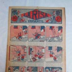 Tebeos: LA RISA INFANTIL , AÑO IX , Nº 424 . MARCO.(VER FOTOS ADICIONALES).. Lote 194282088