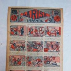 Tebeos: LA RISA INFANTIL , AÑO VIII , Nº 423 . MARCO.(VER FOTOS ADICIONALES).. Lote 194282201