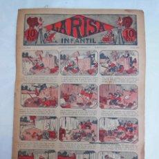 Tebeos: LA RISA INFANTIL , AÑO VIII , Nº 373 . MARCO.(VER FOTOS ADICIONALES).. Lote 194286353