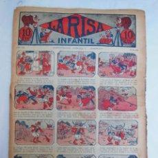Tebeos: LA RISA INFANTIL , AÑO VII , Nº 364 . MARCO.(VER FOTOS ADICIONALES).. Lote 194287647