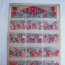 Tebeos: LA RISA INFANTIL , AÑO VII , Nº 362 . MARCO.(VER FOTOS ADICIONALES).. Lote 194287763