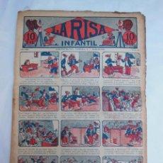Tebeos: LA RISA INFANTIL , AÑO VII , Nº 360 . MARCO.(VER FOTOS ADICIONALES).. Lote 194287917