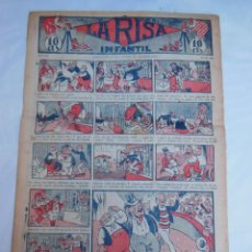 Tebeos: LA RISA INFANTIL , AÑO IX , Nº 289 . MARCO.(VER FOTOS ADICIONALES).. Lote 194288366