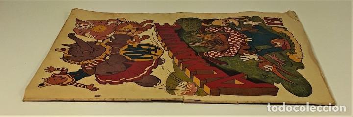 Tebeos: ALMANAQUE 1945. EDITORIAL MARCO. BARCELONA. - Foto 7 - 161755134