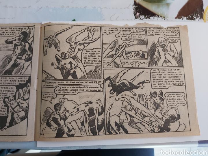 Tebeos: Vampiros del aire 6 El monstruo del campanario original - Foto 6 - 194585290