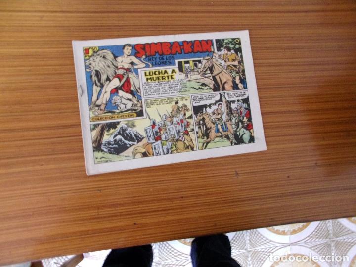 SIMBA KAN REY DE LOS LEONES Nº 6 EDITA MARCO (Tebeos y Comics - Marco - Otros)