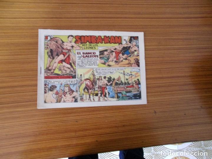 SIMBA KAN REY DE LOS LEONES Nº 5 EDITA MARCO (Tebeos y Comics - Marco - Otros)