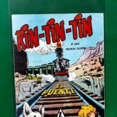 Tebeos: RIN-TIN-TIN-Nº242-EDITORIAL MARCO-EXCELENTE ESTADO-. Lote 194870051