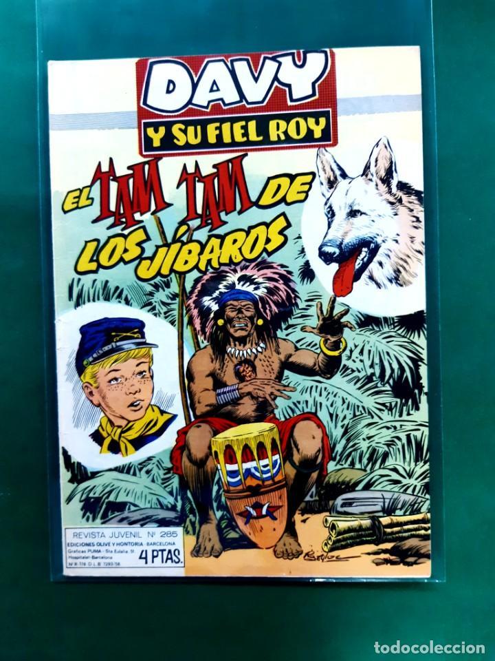 RIN-TIN-TIN-Nº285-EDITORIAL MARCO-EXCELENTE ESTADO- (Tebeos y Comics - Marco - Rin-Tin-Tin)