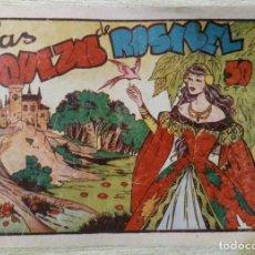 Tebeos: LAS RIQUEZAS DE ROSABEL ED. MARCO. Lote 195028817