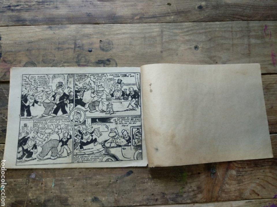 Tebeos: Tebeo Hipo de etiqueta Biblioteca especial para niños - Foto 3 - 195216050