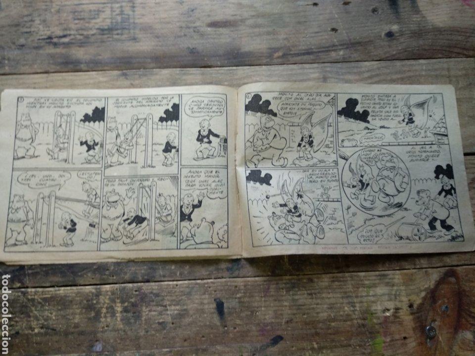 Tebeos: Tebeo Los inventos de monito. Biblioteca especial para niños - Foto 3 - 195217708