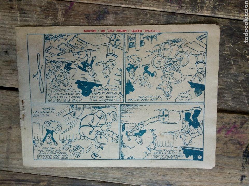Tebeos: Tebeo Los inventos de monito. Biblioteca especial para niños - Foto 4 - 195217708