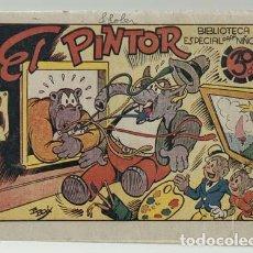 Tebeos: BIBLIOTECA ESPECIAL PARA NIÑOS: EL PINTOR, MARCO.. Lote 195230810