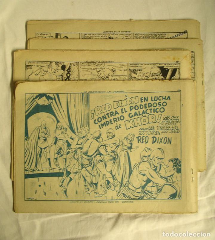 Tebeos: Roy Baxter originales año 1957 Edit Marco, completa 20 números - Foto 2 - 195358998